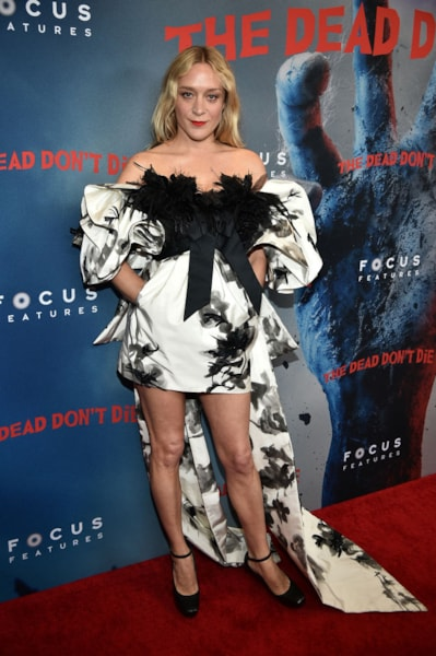 """NEW YORK, NEW YORK - JUNE 10:  Chloë Sevigny attends """"The Dead Don't Die"""" New York Premiere at Museum of Modern Art on June 10, 2019 in New York City. (Photo by Theo Wargo/Getty Images)"""