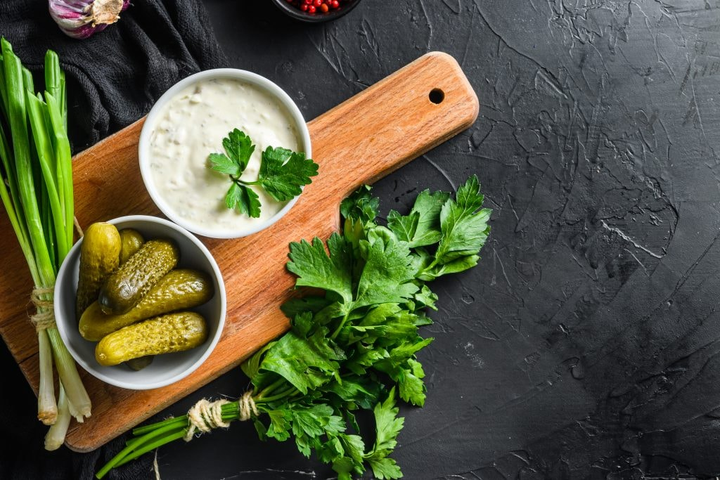The Newest <b>TikTok</b> Food Trend Is Ranch Pickles: Weird or Wonderful? thumbnail